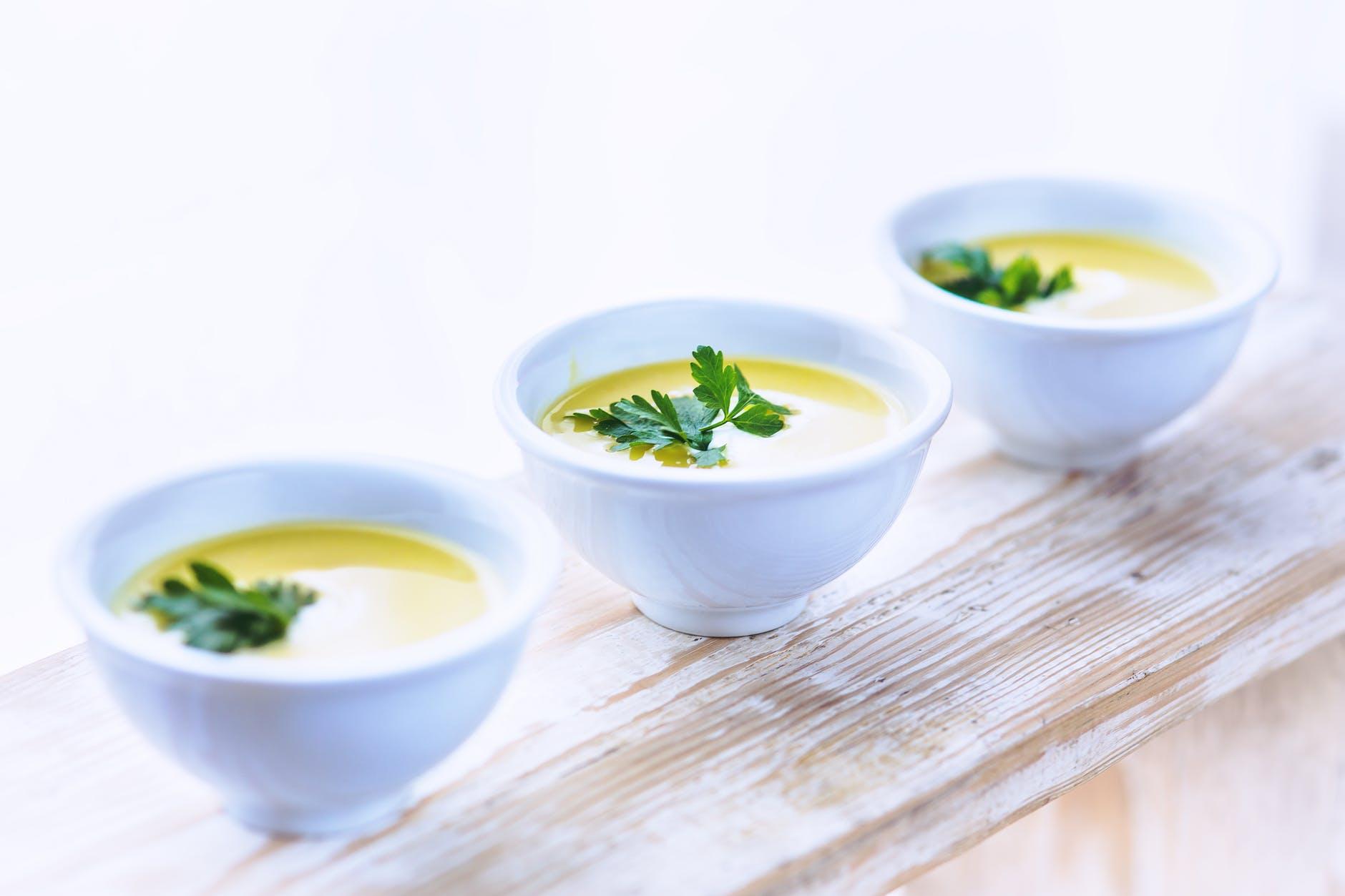 Zupa owocowa też może być smaczna!