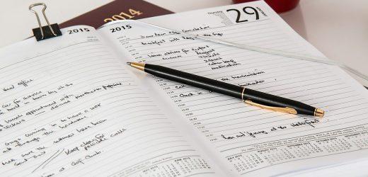Kalendarz ścienny, pomysłem na sentymentalny prezent