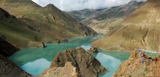 Tybet czyli tzw. Wenecja wschodu.