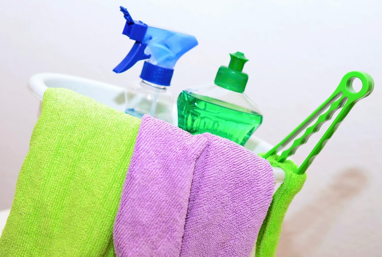 Sprzątanie to żadna trudność