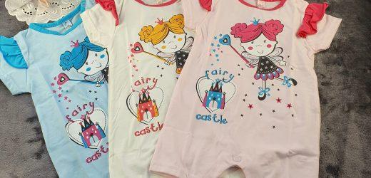 Uniwersalne pajace niemowlęce i ich rola w wyprawce dla malucha